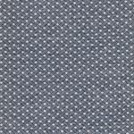 MELDOLA Jacquard Feinstrick creme blau