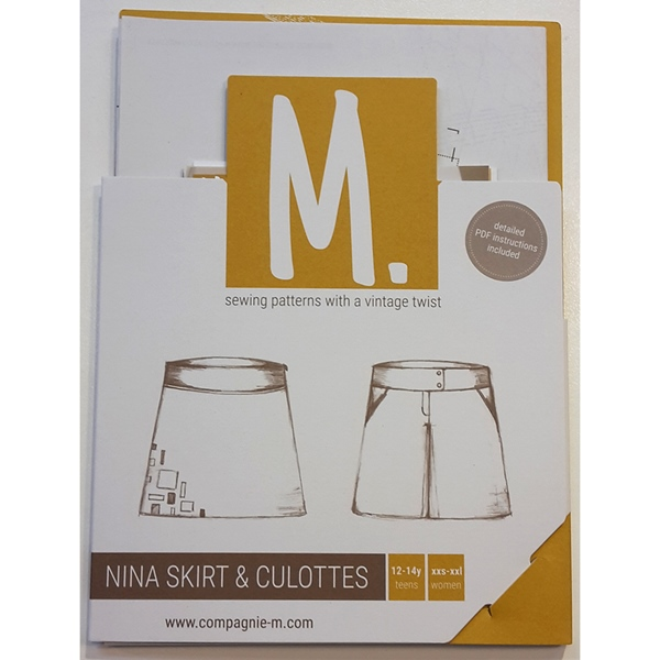 Compagnie M. NINA SKIRT & CULOTTES women