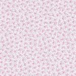 MADILENE Feincord Röschen rosa
