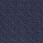 EDDA BLUE Popeline Paisley blau