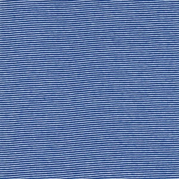 RINGEL small Interlockjersey blau weiß