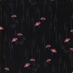 RAINBRELLA SHADOW Popeline schwarz