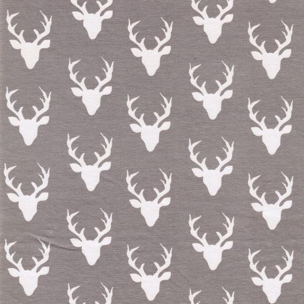 TINY BUCK FOREST Jersey grau