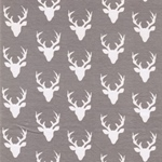 TINY BUCK FOREST Jersey grau