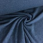 LENE Wollstrick jeansblau