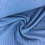 VICTORIA Wollstrick blau
