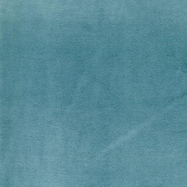 VELOURS Organic Nicky smoke blue