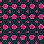 ORCHID BLISS BY JOLIJOU schwarz pink