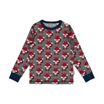 Maxomorra Top Longsleeve FOX