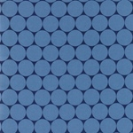 SHELDON Softshell Dots blau