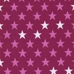SHELDON Softshell Sterne pink