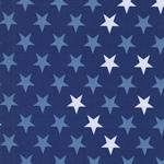 SHELDON Softshell Sterne blau