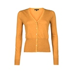 King Louie CARDI V COCOON honey yellow