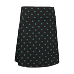 King Louie BORDER SKIRT PARTYPOLKA peaco