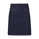 King Louie OLIVIA SKIRT DENIM ink blue
