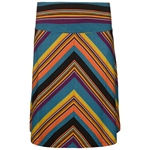 King Louie BORDER SKIRT LONG VISION lake