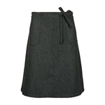 King Louie ROSA SKIRT HERRINGBONE dragon
