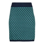 King Louie SKIRT SUNSET night blue