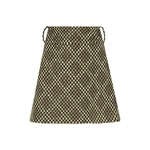 King Louie OLIVIA SKIRT BAYOU brunette b