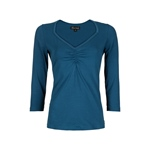 King Louie DIAMOND TOP LYCRA storm blue