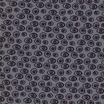 CHARLOTTE Jersey Kringel grau pflaume
