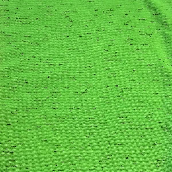 BÜNDCHEN NEON grün