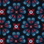 WOO HOO OWLS Jersey dunkelblau