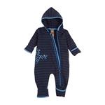 Elkline WONNEPROPPEN Baby-Overall bluest