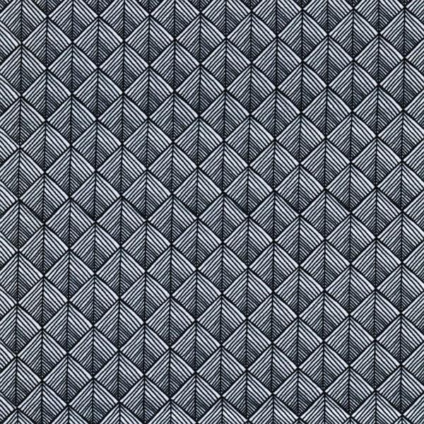 AUTUMN GEO Jersey by LILA-LOTTA weiß