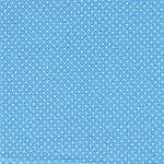 JUDITH Pünktchen himmelblau weiß