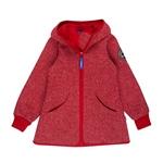 Finkid SIMPUKKA WIND Zip-In Jacke red