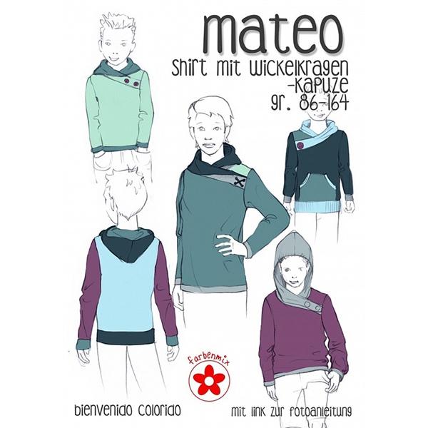 Farbenmix Schnittmuster MATEO