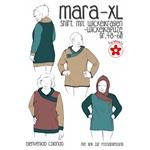 Farbenmix Schnittmuster MARA XL