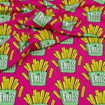 HHL OMG FRIES Sweat pink
