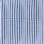 TICKING AWAY Webware Streifen blau weiß