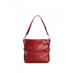 SticksandStones VALENCIA BAG red