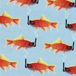 DIVING FISH Jersey hellblau