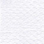 ARISOL Webware Stickerei weiß