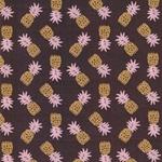 GOBI PINEAPPLES Viskose Ananas braun