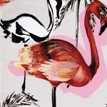 FLAMINGO GRAN Viskose Flamingos sand