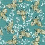 KADIRI Viskose Blüten lindgrün