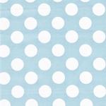 BIG 60`s Baumwollsatin Dots mintgrau