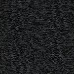 OLIVER Doubleface Strick schwarz melange