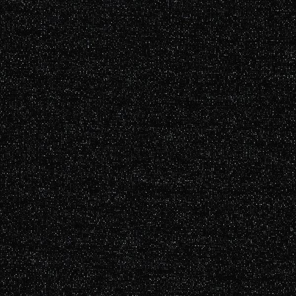 SVEN Lurex-Bündchen schwarz silber