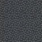 PHILIPP Popeline kleine Bögen dunkelgrau