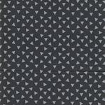 PHILIPP Popeline Dreiecke dunkelgrau