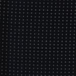 ANILLADO Batist Kreise navy silber