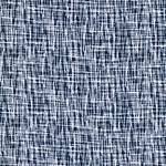 VERA Jersey Schraffuren blau weiß