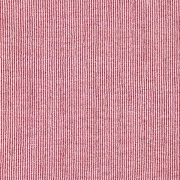 LINEA MARINA Seersucker Streifen rot