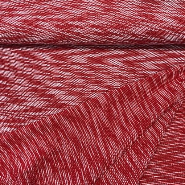 OTTAWA Feinstrick rot weiß